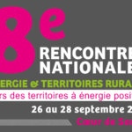 Facilitation d'un atelier – Rencontres nationales «TEPOS»