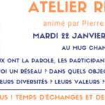 Lancement du 3R avec le Mug Business Chambéry